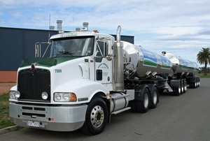 Bad to worse - 60 Tanker Driver jobs to go at Murray Goulburn