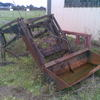 front end loader came off massey ferguson 1200 series