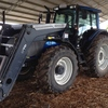 Valtra T171H Tractor with Quicke FE Loader