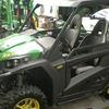 John Deere RSX850i Gator Demo