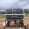 Paton trail feeder 2.5t premium materiel with scale
