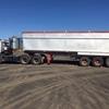 Acco Truck with Alliumium Tipping Trailer  Price Reduced