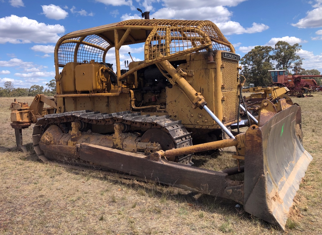 Bulldozers For Sale >> Komatsu D85 12 Bulldozer For Sale