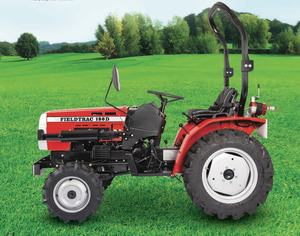 VST Mitsubishi Fieldtrac 18.5 hp - 25 hp range - affordable tractor with rotary