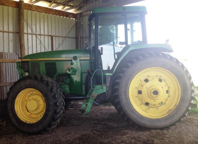John Deere For Sale >> John Deere 7800 Tractor Machinery Amp Equipment Tractors For