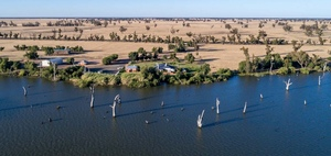 Riverina Farming gem for sale on Lake Mulwala
