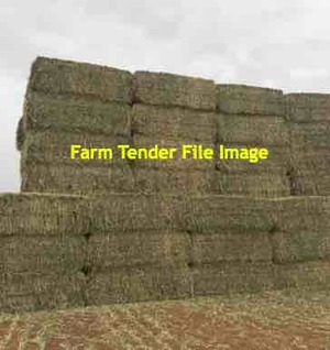 Wheaten Straw 8x4x3 HD Bales