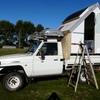 Toyota 4WD 1997 4.2Lt Diesel Ute / Motorhome For Sale - Not GST Registered So no GST Applies