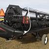 Canadian MacDon 2015 MD FD75-D Flex Draper Front For Sale