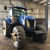 New Holland TG255 Tractor