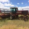 Hesston 8100 SP  windrower