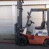 Nissan 1.5 Tonne Forklift