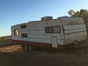 30 ft caravan