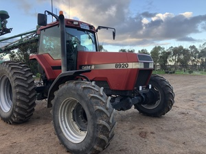 Wanted 3M Front Axle to Suit Case 8920 Tractor