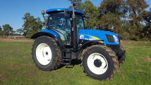 2012 New Holland T6030 Plus Tractor For Sale
