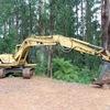 Caterpillar 312 excavator