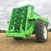 New AXON VB1000 single axle 16Mt manure spreader For Sale