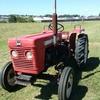 ISEKI TS 2400 Tractor (incl 4ft Slasher)
