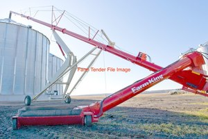 70 ft Auger or bigger. second hand
