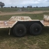 Tandem Axle Plant Trailer