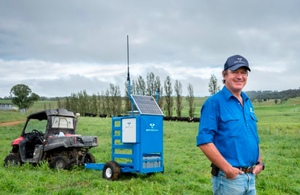 Ag Tech Sunday - Optiweigh, Regular weighing helps the Farmer decide when to sell