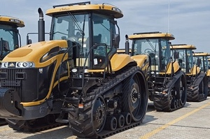 Equipment sales grow for Caterpillar