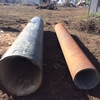 Steel pipes with concrete inside - 3 in the lot