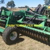 3- 6 mt S/H Trailing Multi Disc / Speed Tiller Wanted