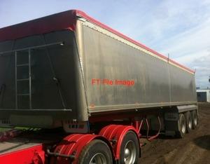 Bulk Grain Tipper wanted