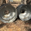 2 x Tractor 710-1  70 R 42.  Rims of Case Tractor.