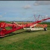 "95ft x 13"" Farm King Swing Away Auger"