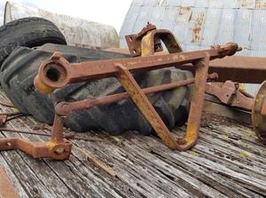 Chamberlain Front Axle 236