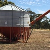 1 x 31mt Sherwell Auger Bins For Sale Listed Price is Ono