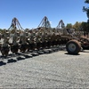 2006 NDF 12m trailing single disc seeder