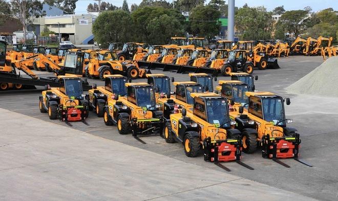 Hire Company purchase 10 JCB | Farm Tender