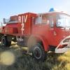 Bedford Diesel Ex Fire Truck 4x4 Low KMS 48000KM