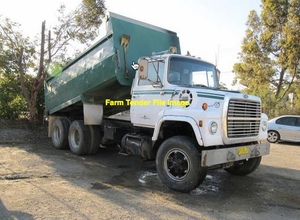 Wanted - 2 x Ford Louisville (or Similar) Bogie Tipper Trucks