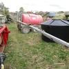 Silvan 2000 litre Pddock Master 40 Foot Boomspray