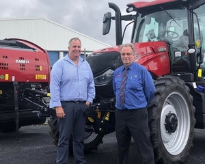 New look Ag Machinery Dealership space in Queensland