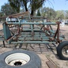 John Shearer Twin Bale Feedout Cart