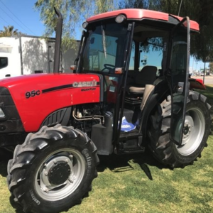 Under Auction - Case IH Quantum C 95 Tractor - 2% Buyers Premium on all Lots.