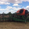 2005 Auseeder DBS 49-300 Series Seeder Bar with Double Coulters