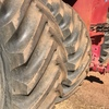 Tractor Tyres 24.5X32 on Steiger Rims