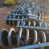 "Flexi Coil Press Wheels -62ft x 7.2"" Spacings"