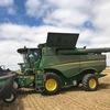 S670 Combine Harvester