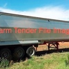 Convertible Trailer 42ft Approx With Steel Sides.