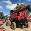 2010 Case IH 7088 Header with 2152 40 ft Front with Cross Auger