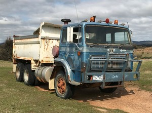 1975 Inter ACCO Tipper 3070A with Cummins 903