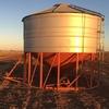 Sherwell 30mt Tonne Field Bin For Sale