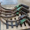 Under Auction - Gason Chisel Plough Tyne assemblies - 2% Buyers Premium on all Lots